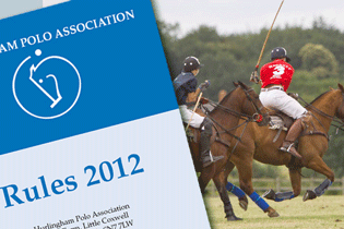 International Polo Rules 2012, updated by the Hurlingham Polo Assotiation.