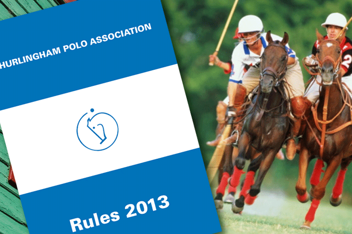 International Polo Rules 2013, updated by the Hurlingham Polo Assotiation.