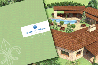 Introduction to Villas on plots available for sale at Camino Real Polo Country Club.