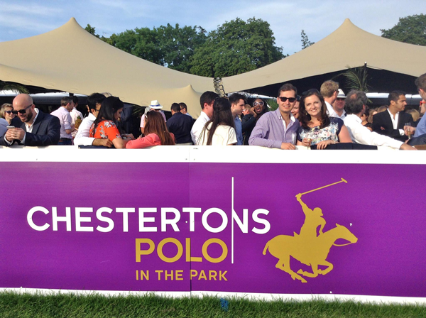 Chestertons Polo in the Park 2014