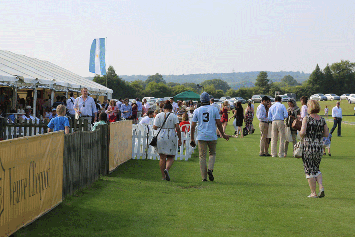 Ambassadors Cup 2013, Veuve Clicquot Gold Cup, Cowdray Park 2013, sponsored by Camino Real International Polo