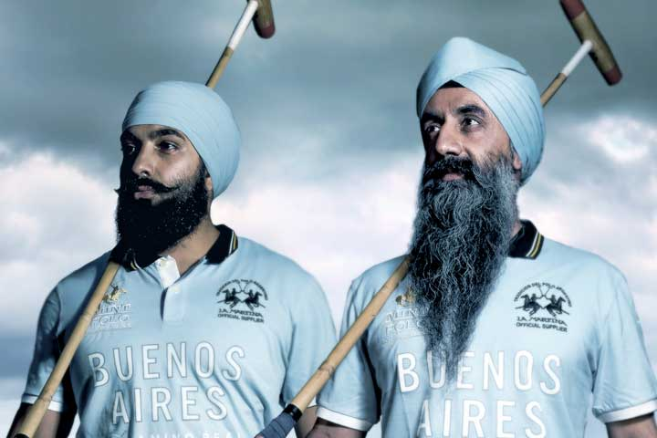 Interview to Gurbir Singh and his team, London 2013.