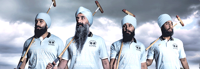 polo sikh team, gurbir singh interview for camino real